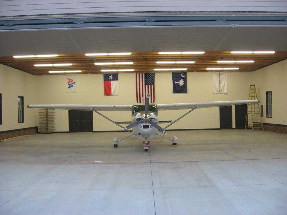Home With Hangar For Sale Chandelle Aviation Estates