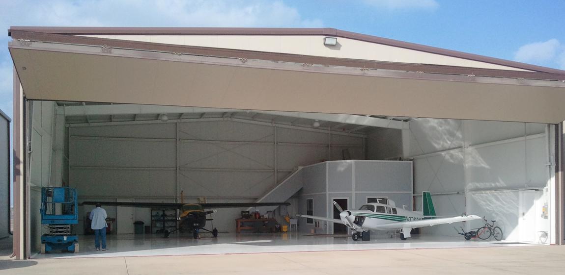 Hangars For Sale Mckinney National Airport Ktki Texas