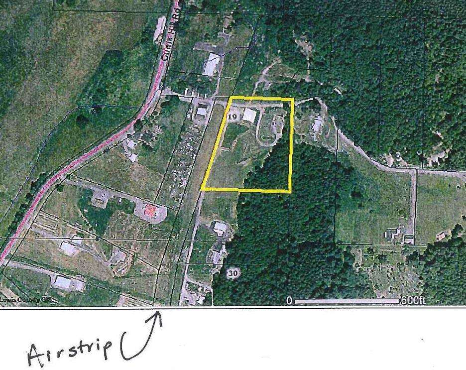 Us Property Acres Airstrip Private Runway