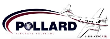 Pollard sells and leases aircraft primarily from its own inventory as well as for corporate clients under exclusive agreements. Pollard specializes in Cessna- 414 and 421's, Beechcraft King, Air- 90's, B200, and 350, Cessna Citation & CJs, Bombardier Challengers & Globals, Dassault Falcon, Gulfstreams.  WATCH for the new Pollard Aircraft King Air 200 upgrade program. Pollard has been selected to roll out the first of many to come PT6A-52 KING AIR ENGINE UPGRADES.